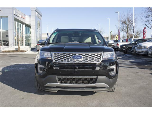 2016 Ford Explorer Platinum (Stk: H845061A) in Abbotsford - Image 2 of 30