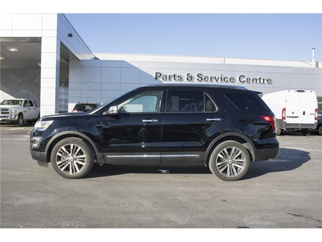 2016 Ford Explorer Platinum (Stk: H845061A) in Abbotsford - Image 4 of 30