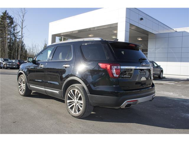 2016 Ford Explorer Platinum (Stk: H845061A) in Abbotsford - Image 5 of 30
