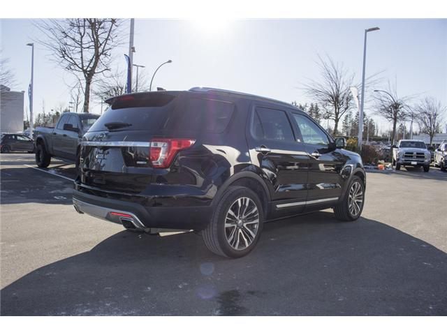 2016 Ford Explorer Platinum (Stk: H845061A) in Abbotsford - Image 7 of 30