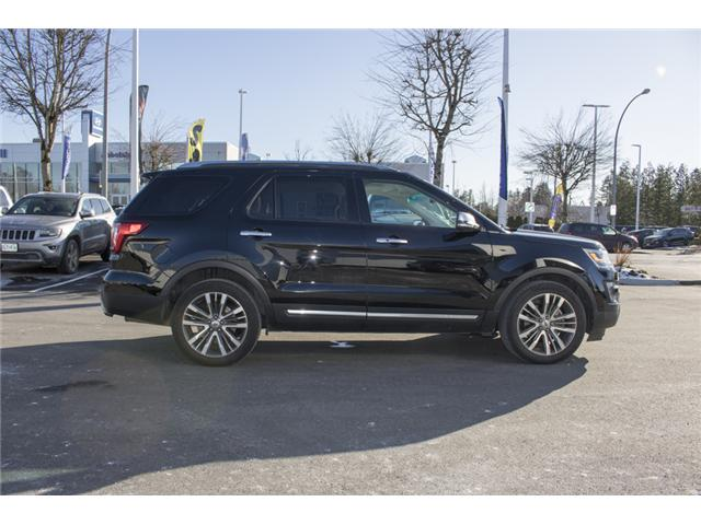 2016 Ford Explorer Platinum (Stk: H845061A) in Abbotsford - Image 8 of 30
