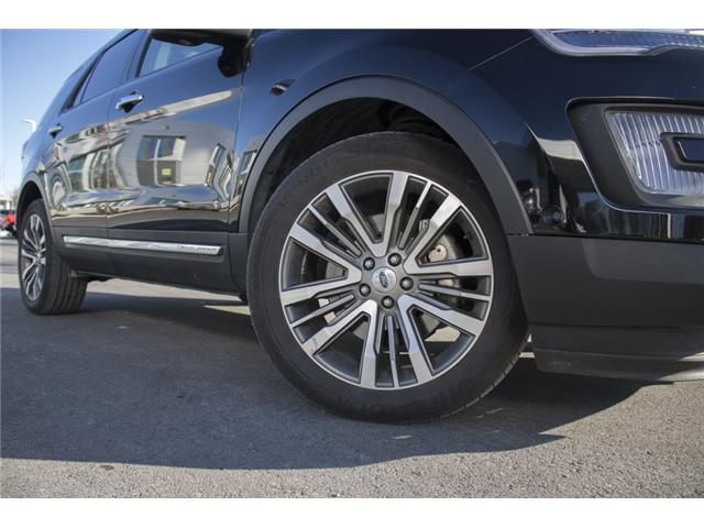 2016 Ford Explorer Platinum (Stk: H845061A) in Abbotsford - Image 9 of 30
