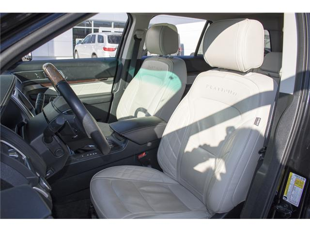 2016 Ford Explorer Platinum (Stk: H845061A) in Abbotsford - Image 14 of 30