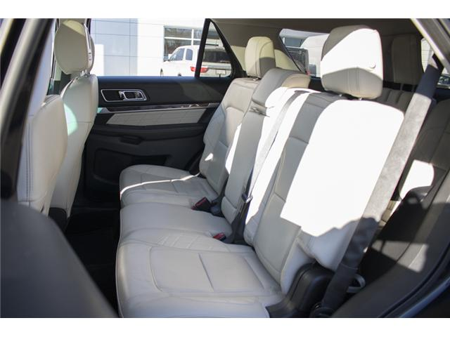 2016 Ford Explorer Platinum (Stk: H845061A) in Abbotsford - Image 15 of 30