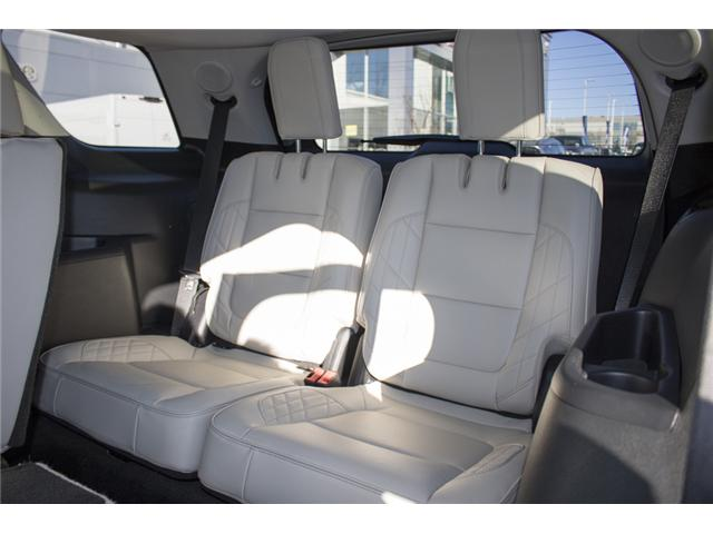 2016 Ford Explorer Platinum (Stk: H845061A) in Abbotsford - Image 16 of 30