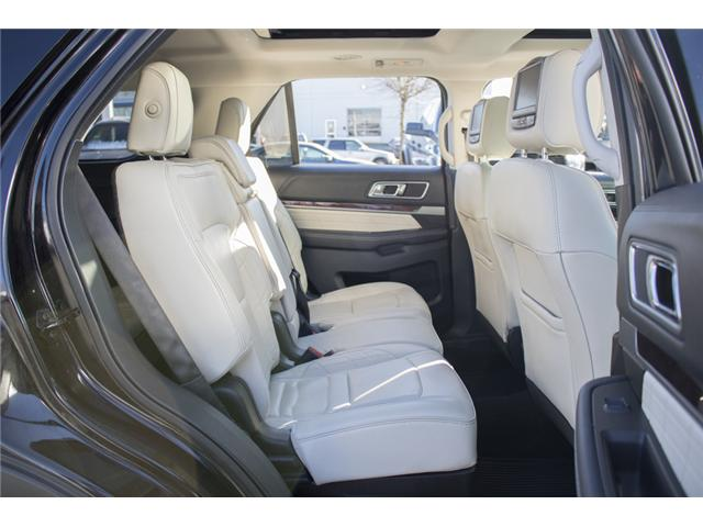 2016 Ford Explorer Platinum (Stk: H845061A) in Abbotsford - Image 18 of 30