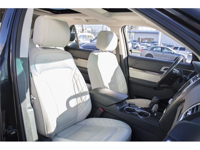 2016 Ford Explorer Platinum (Stk: H845061A) in Abbotsford - Image 19 of 30