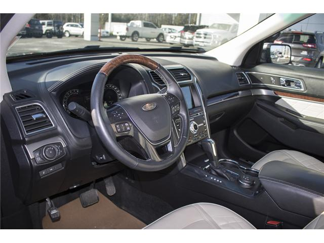 2016 Ford Explorer Platinum (Stk: H845061A) in Abbotsford - Image 20 of 30