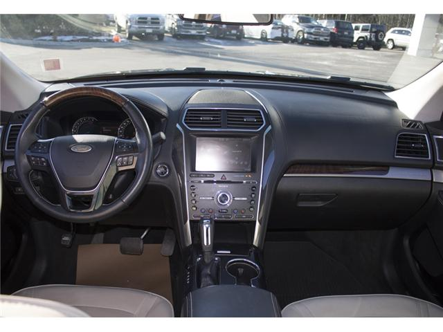 2016 Ford Explorer Platinum (Stk: H845061A) in Abbotsford - Image 21 of 30