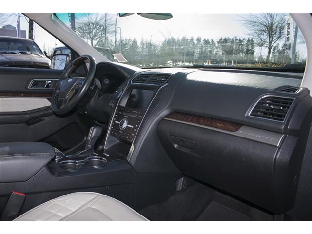 2016 Ford Explorer Platinum (Stk: H845061A) in Abbotsford - Image 22 of 30