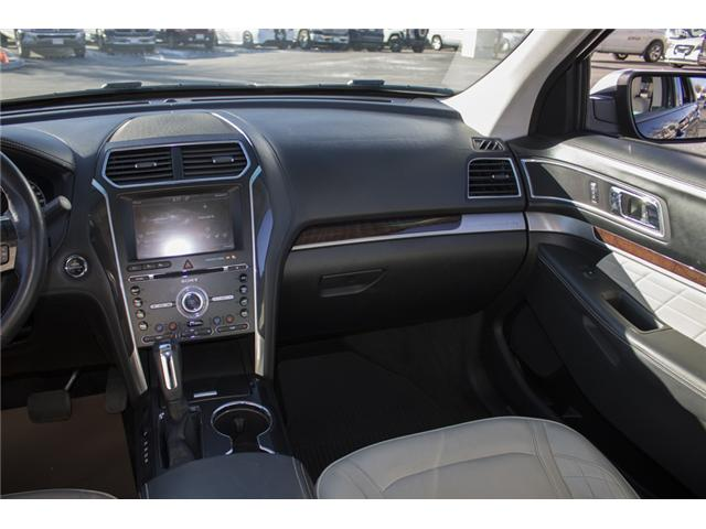 2016 Ford Explorer Platinum (Stk: H845061A) in Abbotsford - Image 23 of 30