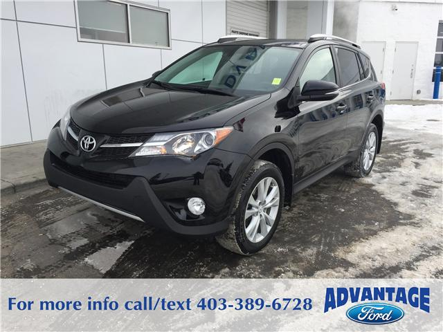 2014 Toyota RAV4 Limited (Stk: H-2037A) in Calgary - Image 1 of 10