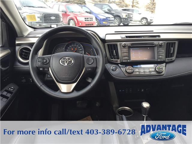 2014 Toyota RAV4 Limited (Stk: H-2037A) in Calgary - Image 2 of 10