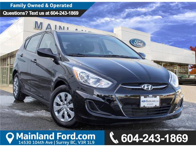 2017 Hyundai Accent GL (Stk: 7FO3374A) in Surrey - Image 1 of 28