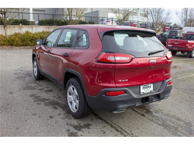 2017 Jeep Cherokee Sport (Stk: H221212) in Abbotsford - Image 5 of 30