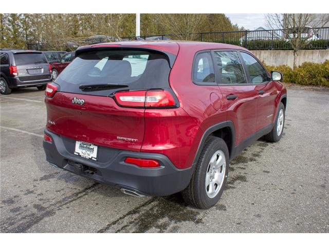 2017 Jeep Cherokee Sport (Stk: H221212) in Abbotsford - Image 7 of 30