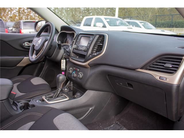 2017 Jeep Cherokee Sport (Stk: H221212) in Abbotsford - Image 20 of 30