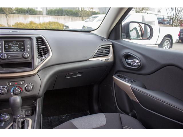 2017 Jeep Cherokee Sport (Stk: H221212) in Abbotsford - Image 21 of 30