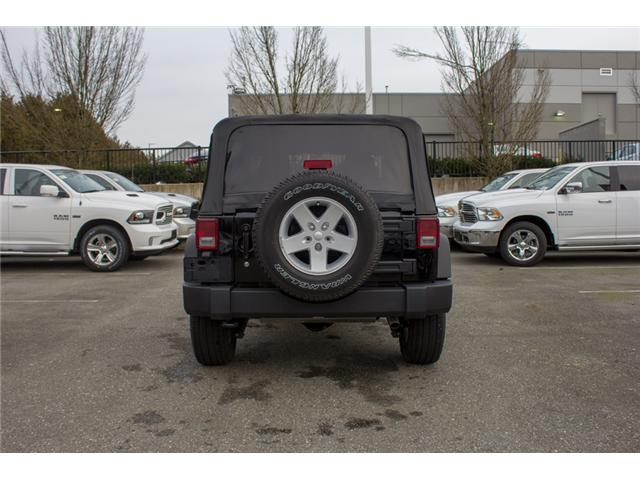 2017 Jeep Wrangler Sport (Stk: H650208) in Abbotsford - Image 6 of 23