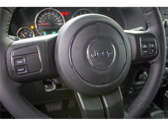 2017 Jeep Wrangler Sport (Stk: H650208) in Abbotsford - Image 17 of 23