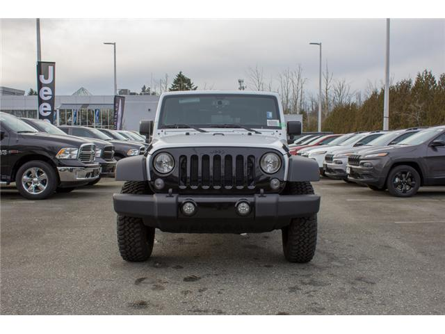 2017 Jeep Wrangler Sport (Stk: H708387) in Abbotsford - Image 2 of 24