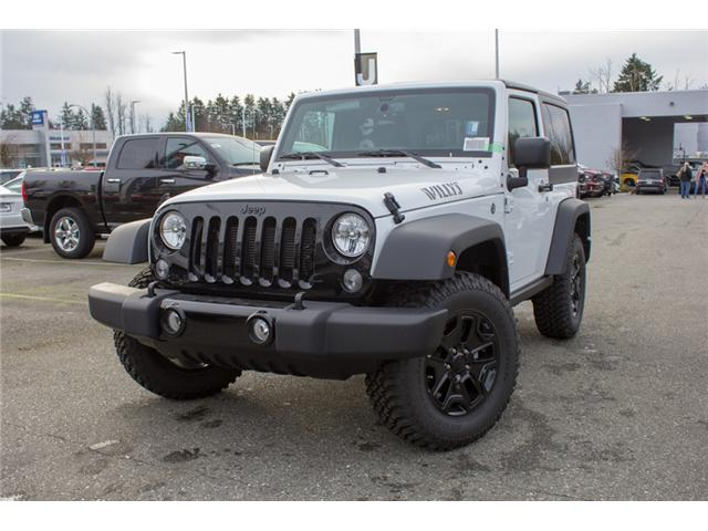 2017 Jeep Wrangler Sport (Stk: H708387) in Abbotsford - Image 3 of 24