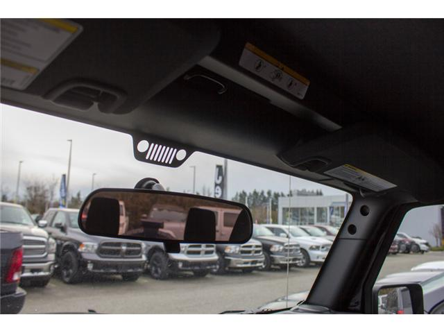 2017 Jeep Wrangler Sport (Stk: H650208) in Abbotsford - Image 22 of 23