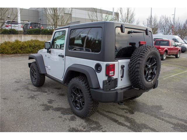 2017 Jeep Wrangler Sport (Stk: H708387) in Abbotsford - Image 5 of 24