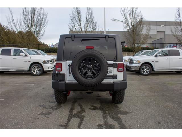 2017 Jeep Wrangler Sport (Stk: H708387) in Abbotsford - Image 6 of 24