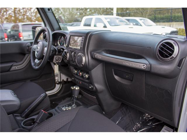 2017 Jeep Wrangler Sport (Stk: H708387) in Abbotsford - Image 13 of 24