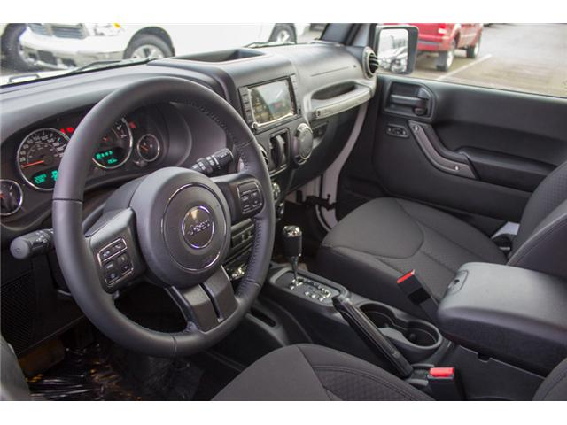 2017 Jeep Wrangler Sport (Stk: H708387) in Abbotsford - Image 16 of 24
