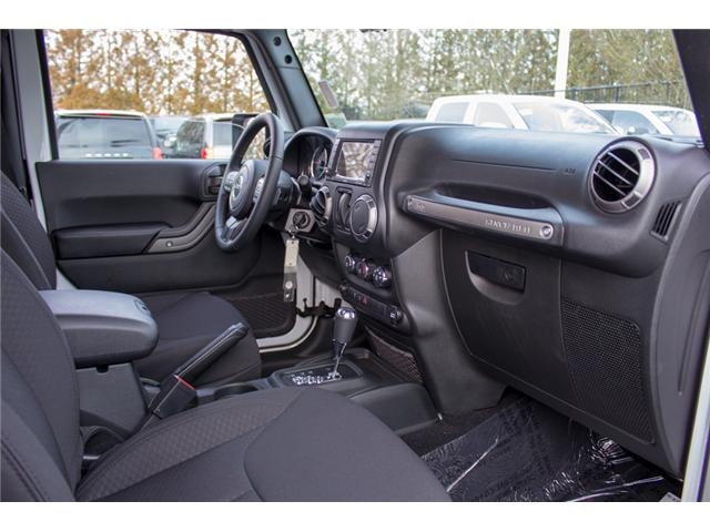 2017 Jeep Wrangler Sport (Stk: H708387) in Abbotsford - Image 17 of 24