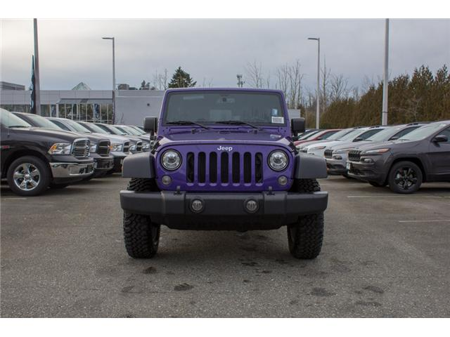 2017 Jeep Wrangler Unlimited Rubicon (Stk: H709531) in Abbotsford - Image 2 of 28