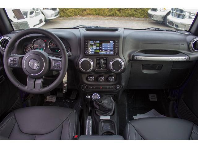 2017 Jeep Wrangler Unlimited Rubicon (Stk: H709531) in Abbotsford - Image 18 of 28