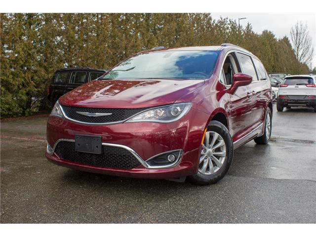 2017 Chrysler Pacifica Touring-L (Stk: H551340) in Abbotsford - Image 3 of 27