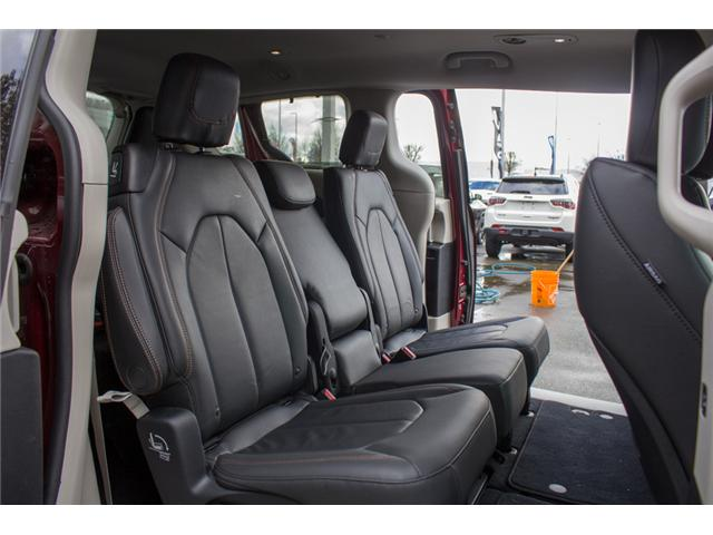 2017 Chrysler Pacifica Touring-L (Stk: H551340) in Abbotsford - Image 13 of 27