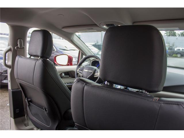 2017 Chrysler Pacifica Touring-L (Stk: H551340) in Abbotsford - Image 14 of 27