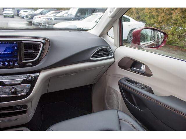 2017 Chrysler Pacifica Touring-L (Stk: H551340) in Abbotsford - Image 19 of 27