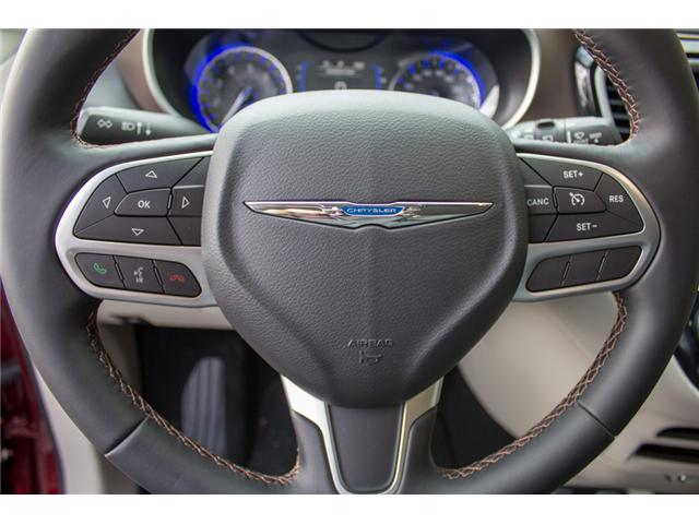 2017 Chrysler Pacifica Touring-L (Stk: H551340) in Abbotsford - Image 21 of 27