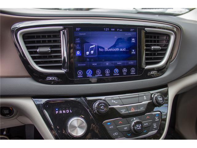 2017 Chrysler Pacifica Touring-L (Stk: H551340) in Abbotsford - Image 23 of 27