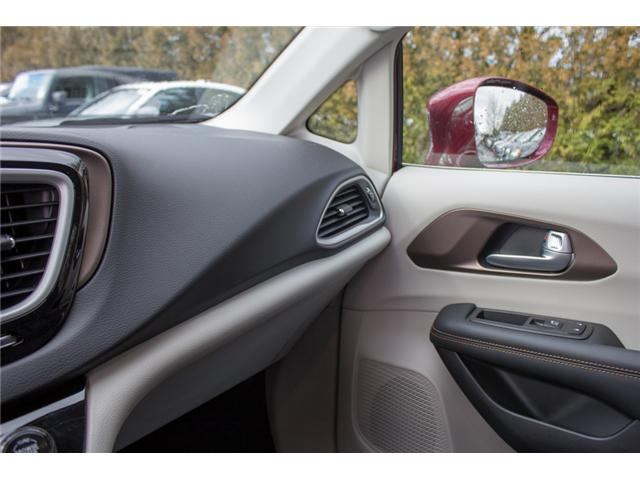 2017 Chrysler Pacifica Touring-L (Stk: H551340) in Abbotsford - Image 26 of 27