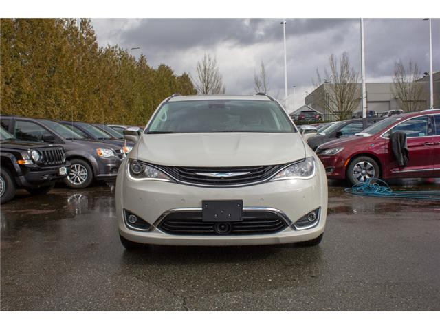 2017 Chrysler Pacifica Hybrid Platinum (Stk: H779191) in Abbotsford - Image 2 of 30
