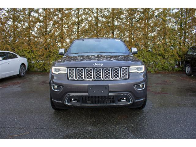 2018 Jeep Grand Cherokee Overland (Stk: J268195) in Abbotsford - Image 2 of 29