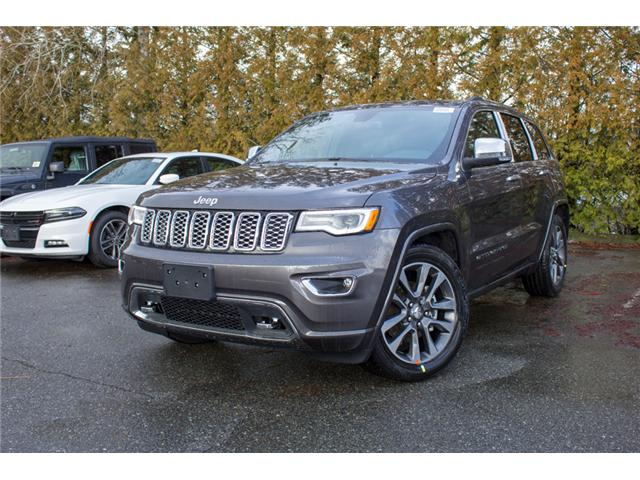 2018 Jeep Grand Cherokee Overland (Stk: J268195) in Abbotsford - Image 3 of 29