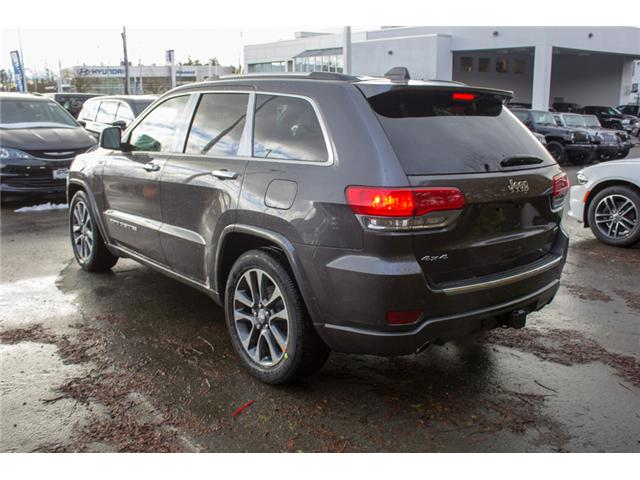 2018 Jeep Grand Cherokee Overland (Stk: J268195) in Abbotsford - Image 5 of 29
