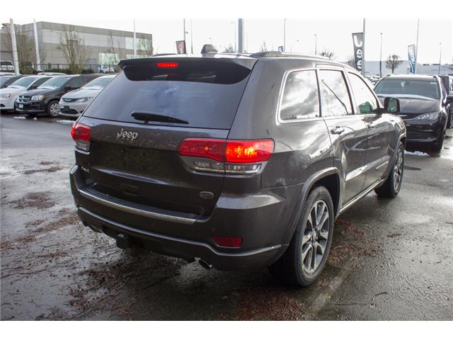 2018 Jeep Grand Cherokee Overland (Stk: J268195) in Abbotsford - Image 7 of 29