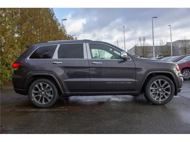 2018 Jeep Grand Cherokee Overland (Stk: J268195) in Abbotsford - Image 8 of 29