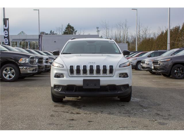 2018 Jeep Cherokee Sport (Stk: J520044) in Abbotsford - Image 2 of 30