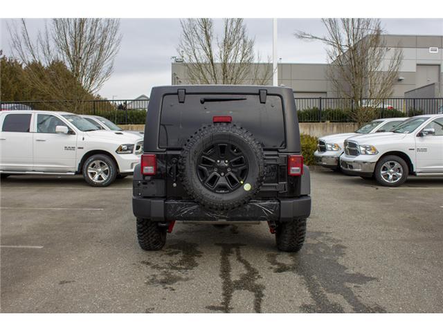 2018 Jeep Wrangler JK Unlimited Sport (Stk: J841800) in Abbotsford - Image 6 of 28