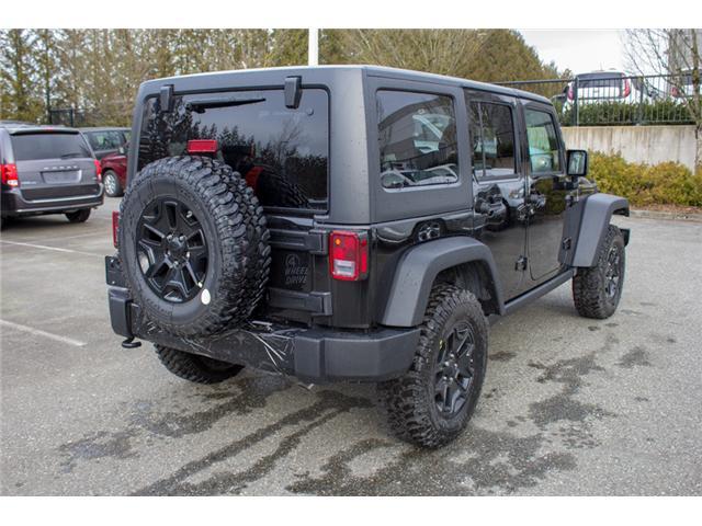 2018 Jeep Wrangler JK Unlimited Sport (Stk: J841800) in Abbotsford - Image 7 of 28